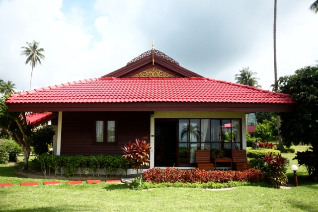 picture: viva vacation samui - villa from outside